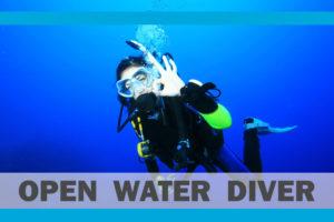 Gutschein für den IAC Open Water Diver Tauchkurs bei DIVE CENTER KRK